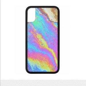 Wildflower phone case 6+,7+,8+
